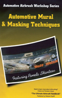 Pamela Shanteau - Automotive Mural & Masking Techniques (DVD)