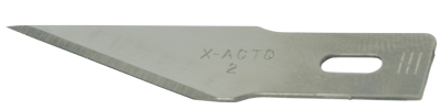 X-Acto No.2 Large Fine Point Blade x 5