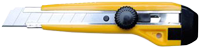 X-Acto Snap-off Blade Knife & Ratchet Lock