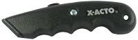 X-Acto SurGrip Retractable Plastic Utility Knife