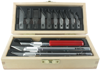 X-Acto Basic Knife Set & Blades (boxed)
