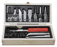 X-Acto Deluxe Woodcarving Set (boxed)