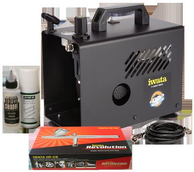 Kit With Smart Jet Pro Compressor